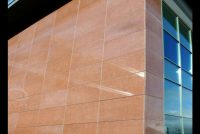 Polished Natural Stone Rainscreen Cladding